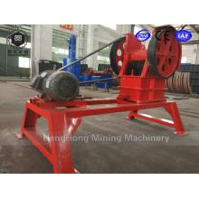 Mining Machine Mini Stein Backenbrecher für Sandstein Linie