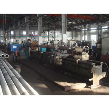 Downhole Motor Stator Producing
