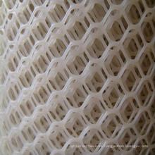Resistencia a la corrosión Malla de alambre hexagonal de plástico PE / PP