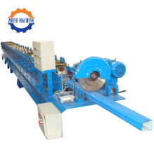 Steel Water Downpipe Cold Roll Forming Machines