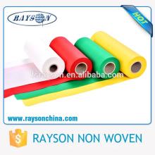 Material no tejido modificado para requisitos particulares al por mayor al por mayor del polipropileno de la importación de Foshan