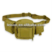 Military waist bag with ISO standard and waterproof