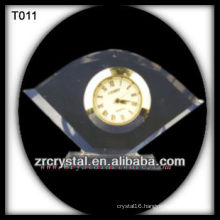 Wonderful K9 Crystal Clock T011