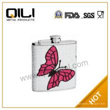 6 унций 304 18/8 FDA и LFGB высокого качества Валентина подарочный набор