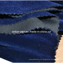 Tela cruzada de la tela cruzada de la tela cruzada de la tela peillada del 100%, tela de la cortina, tapicería