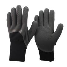 NMSAFETY Dupla forro de espuma de látex luvas de inverno forros para homens