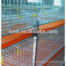 Komplettes kontrolliertes automatisches Hühnerstalldesign für landwirtschaftliche Ausrüstung