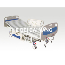 a-56 Movable Double-Function Manual Hospital Bed