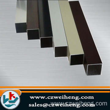 High Quality Q235B Galvanized Square
