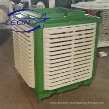 Enfriador de aire evaporativo de taller industrial con CE
