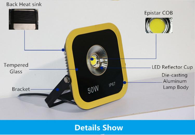 LED Flood Light details