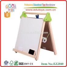 2015 caballete de tabla de la buena calidad Cabritos de madera de la mini cabecera de madera del OEM que aprenden el tablero EZ2040