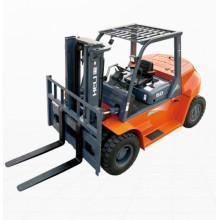 Empilhadeira a diesel com capacidade de 5 toneladas e comprimento do garfo CPCD50 de 1220 mm