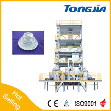 PE und PP 3 ~ 5 Schicht Co-Extrusion Folienblasmaschine