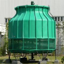 Torre de enfriamiento de FRP / fibra de vidrio Circuito de agua / torre de enfriamiento seco