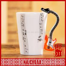 Decalque música caneca guangzhou
