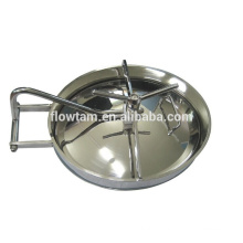 stainless steel oval manhole cover