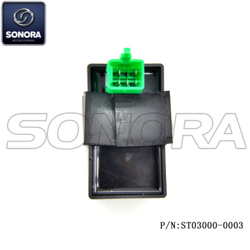 139QMB GY6-50 Single Head 5 Pin Unlimited CDI (P / N: ST03000-0003) Alta qualità