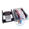 300 Prints ymcko fita de cor R5F008S14 para RFID Evolis Primacy máquina de cartão de plástico