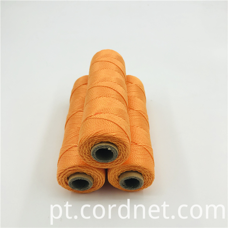 polyester twisted twine
