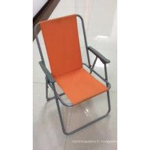 Uplion MB4012 pas cher chaise pliante en métal