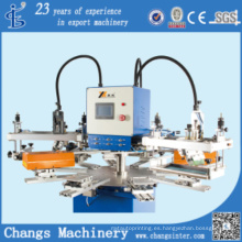 Máquina de impresión de pantalla automática SPF Mini en venta