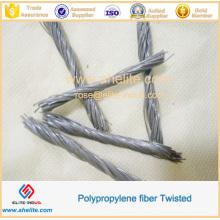 Бетонное волокно из полипропилового волокна для пола
