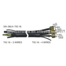 TIG WATER Welding CABLES