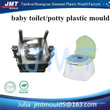 customized high precision baby toilet plastic injection mold maker