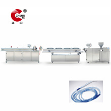 Manufacturer for Blood Collection Tube Making Machine Plstic Medical Tube Production Line Equipment supply to United States Importers