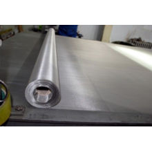 Rede de arame de aço inoxidável para filtragem