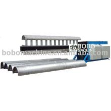 hydraulic oval tubeformer