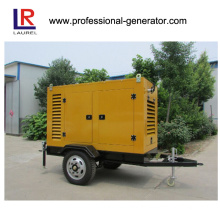 Brushless Self-Excited AVR 8kw Tragbares Diesel Marine Generator Genset