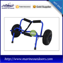 Best quality and factory for Kayak Trolley Kayak trailer for sale , Aluminium marine trolley, Boat cart supply to Eritrea Importers