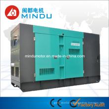 Лучшее качество генератор 180kw yuchai Молчком Тепловозный