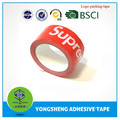 Tape manufacture high quality packing tape with company logo best selling