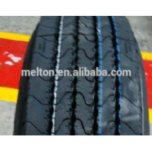 low profile tires 295/60R22.5 hot sale new truck tire with REACH E Mark DOT GCC BIS