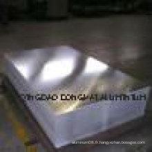 Feuille de maille en aluminium