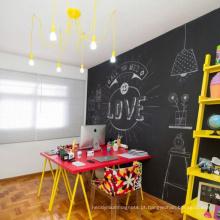 Blackboard Decoration Wallpaper Design Especial