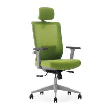 Chaise pivotante commerciale en tissu et maille pivotante BIFMA Office