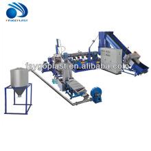 Alta eficiência china supply pvc pet máquina de pelotização