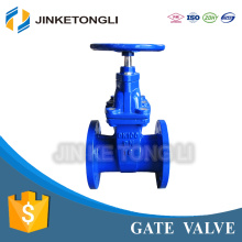 china supplier factory directly double seal customized resilient seated gate valve