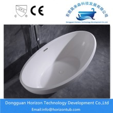 Pure acrylic solid surface baths