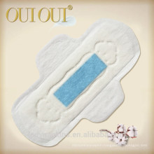Private Label Super Absorbent Ladies Anion Sanitary Napkins