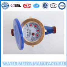 Cold and hot liquid flowmeter