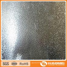 Bobina de alumínio em relevo com padrão de diamante 1100 1060 3003