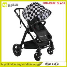 Metall Porzellan Baby Kinderwagen Fabrik Reise System Kinderwagen en1888