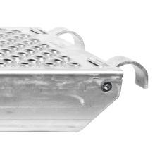 Plataforma de alumínio de aço da prancha