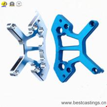 Alliage d'aluminium de haute qualité d'OEM moulage mécanique sous pression avec l'anodisation