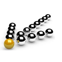 3.969MM Stainless Steel Ball for Bike Part